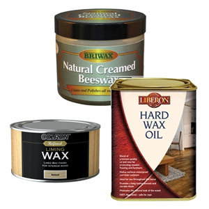 Interior Wax Rustic Pine 750ml