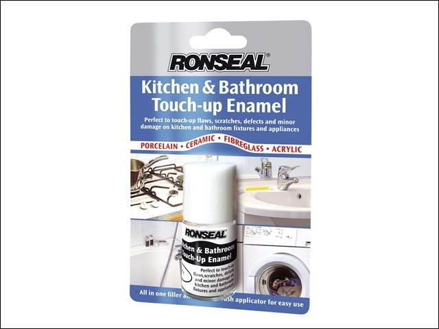 Kitchen & Bathroom Touch Up Enamel 10ml