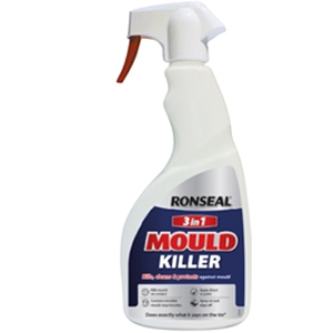 3 In 1 Mould Killer Trigger Spray 500ml