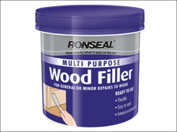 Multipurpose Wood Filler Tub Dark 250g