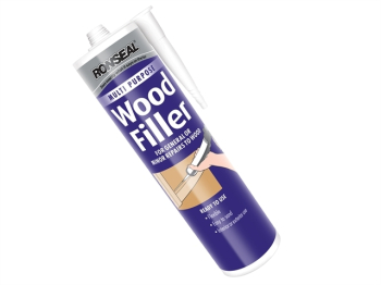 Multipurpose Wood Filler Cartridge Dark 310ml