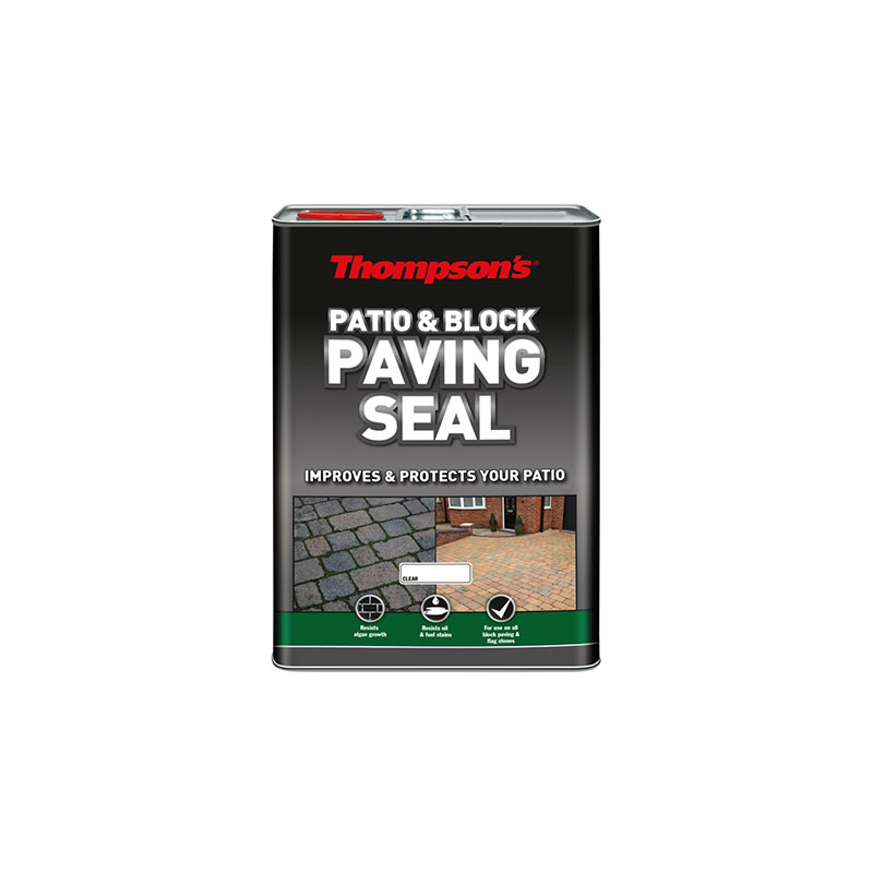 Patio & Block Paving Seal Wet Look 5 Litre