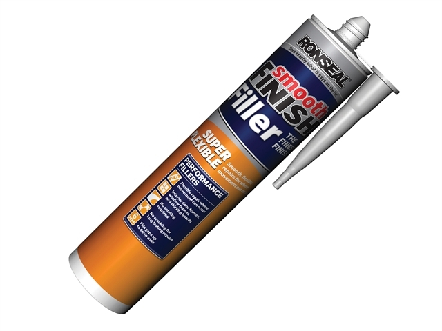 Smooth Finish Super Flexible Filler Cartridge 300ml