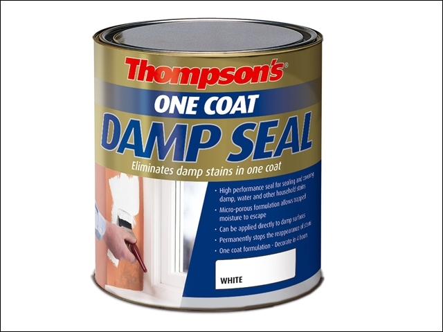 Thompson's Stain Block Damp Seal 2.5 Litre