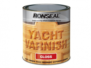 Exterior Yacht Varnish Gloss 500ml