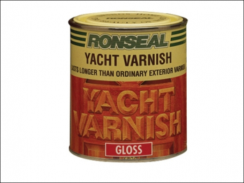 Exterior Yacht Varnish Satin 500ml