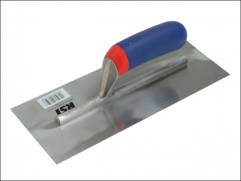 Plasterer's Finishing Trowel B anana Soft Touch Handle 11 x 4