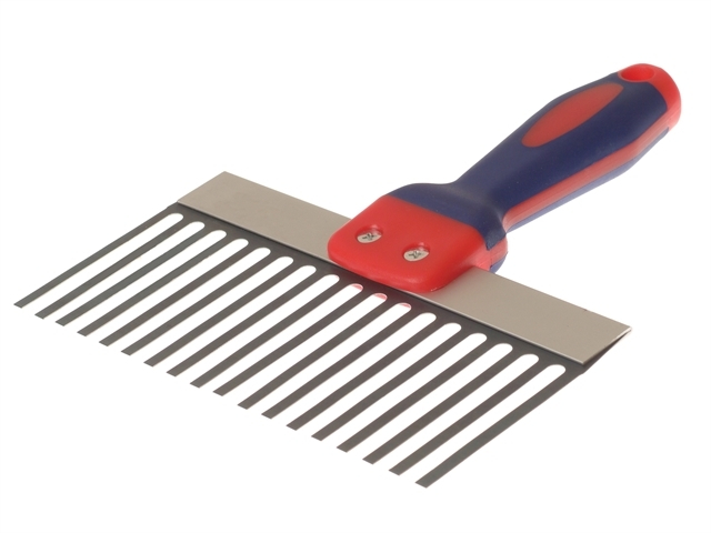 Scarifier Soft Touch 200mm (8in)