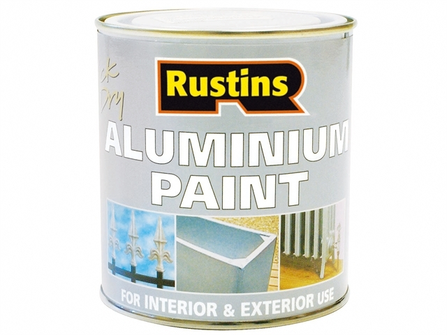 Aluminium Paint 250ml