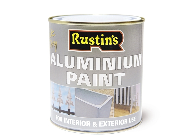 Aluminium Paint 500ml