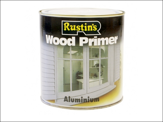 Aluminium Wood Primer 500ml