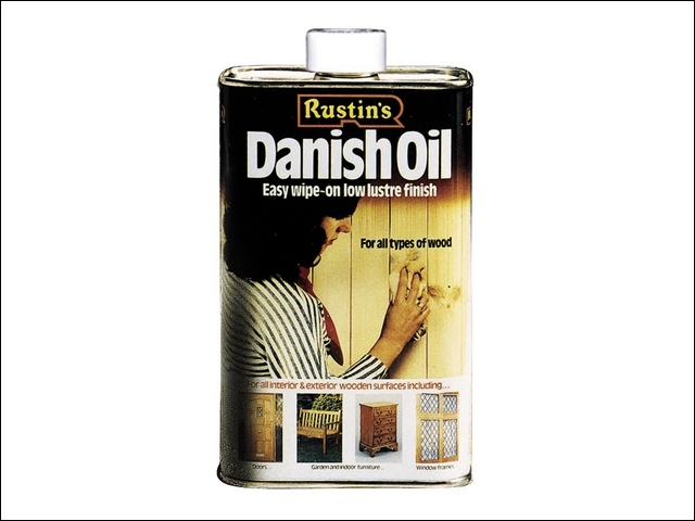 Original Danish Oil 1 Litre