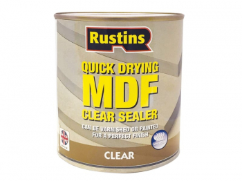 Quick Drying MDF Sealer Clear 500ml