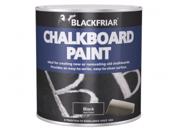Quick Dry Blackboard Black 125ml