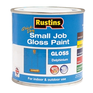 Quick Dry Small Job Gloss Paint Delphinium 250ml