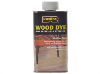 Wood Dye Medium Oak 1 litre