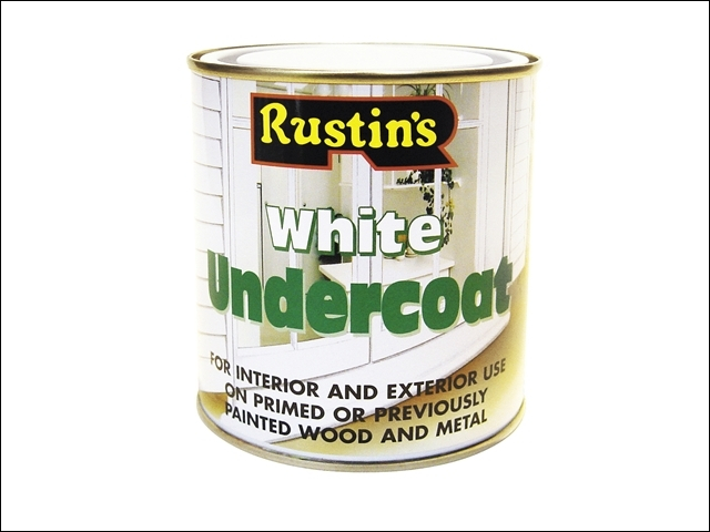 White Undercoat 1 Litre