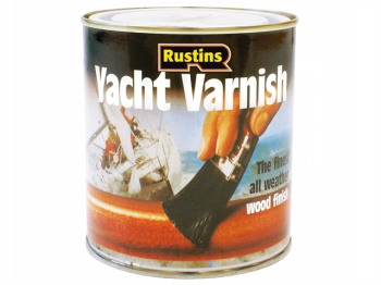 Yacht Varnish Gloss 2.5 litre