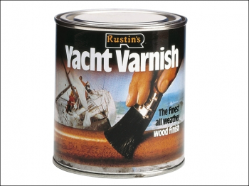 Yacht Varnish Gloss 500ml
