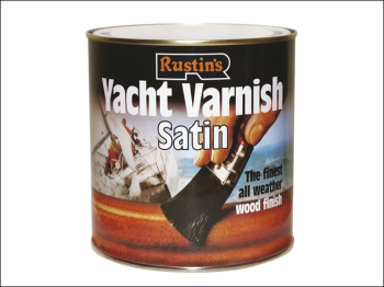 Yacht Varnish Satin 1 litre