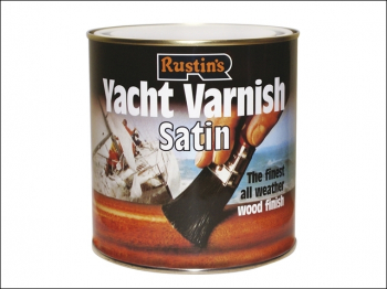 Yacht Varnish Satin 500ml