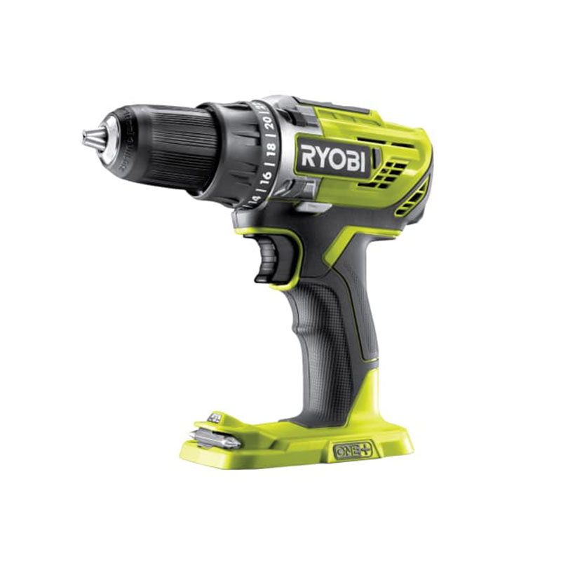 R18DD3-0 ONE+ Drill Driver 18V Bare Unit