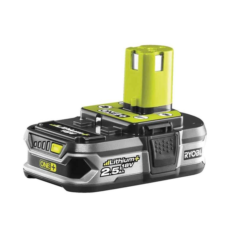 RB18L25 ONE+ Battery 18V 2.5Ah Li-ion
