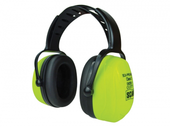 Hi-Vis Ear Defenders SNR 32 dB