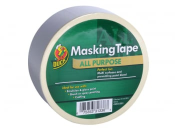 Duck Trade All Purpose Masking Tape 38mm x 50m