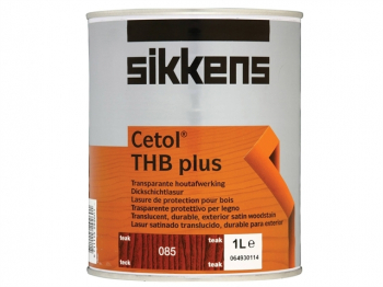 Cetol THB Plus Translucent Woodstain Teak 1 litre