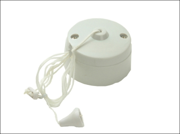 Ceiling Switch 6A 1-Way Clam Pack