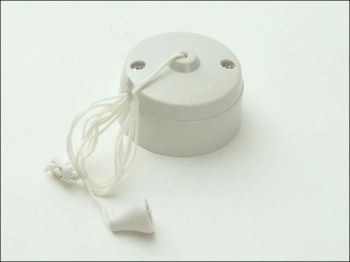 Ceiling Switch 6A 2-Way Clam Pack