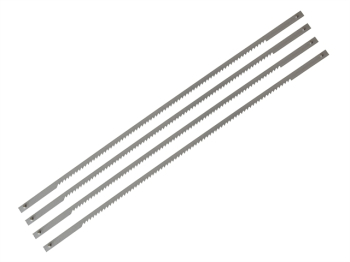 Coping Saw Blades 165mm (6.1/2in) 14 TPI (Card 4)