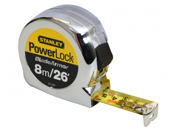 PowerLock BladeArmor Pocket Tape 8m/26ft (Width 25mm)