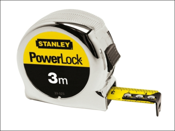 PowerLock Classic Pocket Tape 5m (Width 19mm) (Metric only)
