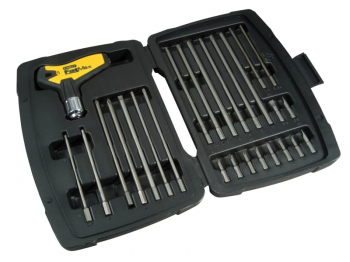 FatMax T-Handle Ratchet Power Key Set, 27 Piece