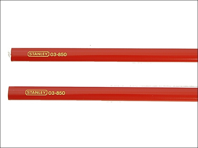 Carpenter's Pencils for Wood Pack of 2