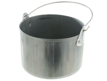 Galvanised Paint Kettle 150mm