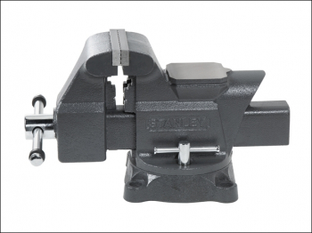 MaxSteel Heavy-Duty Bench Vice 125mm (5in)