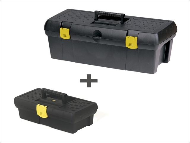 Tool Box 50cm (19in) + Toolbox 32cm (12.1/2in)