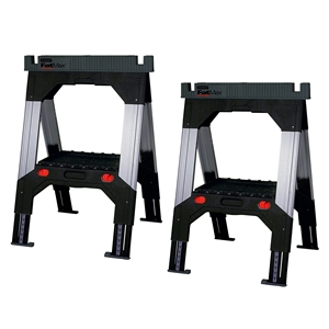 FatMax Telescopic Sawhorses ( Twin Pack)