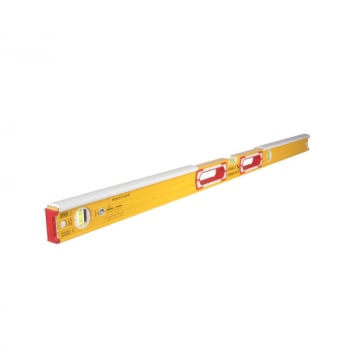 196-2-K Masons Spirit Level 3 Vial 16406 122cm