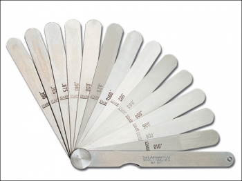 467M Feeler Gauge 13 Piece Set 0.04-5mm