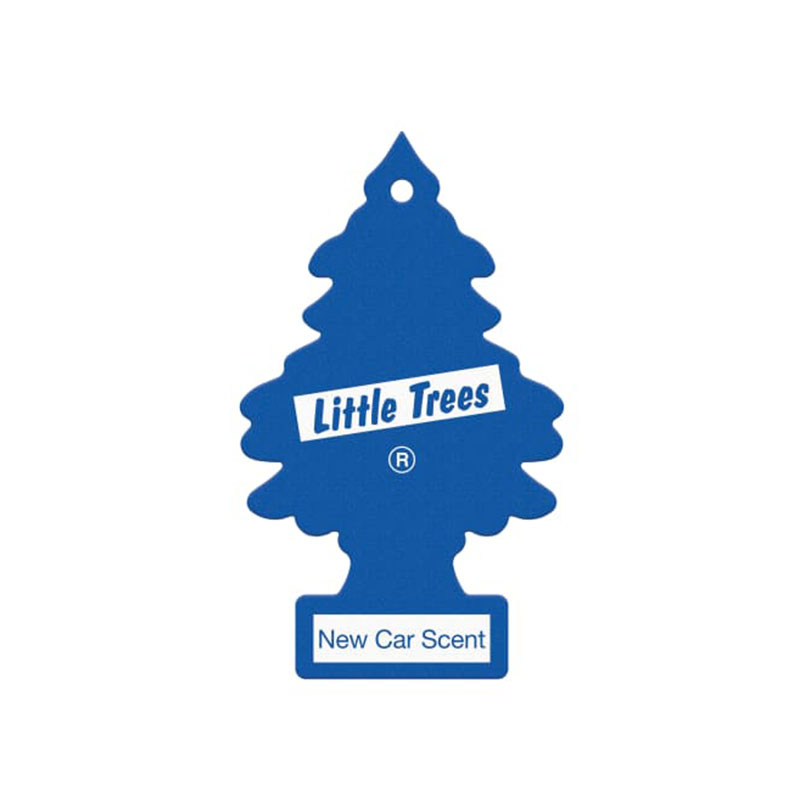 LITTLE TREES Air Freshener Ne w Car Scent