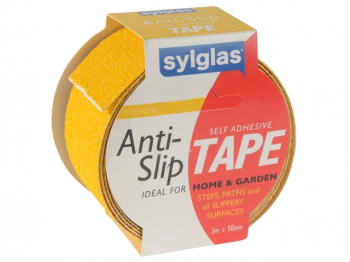 Anti-Slip Tape 50mm x 3m Yellow