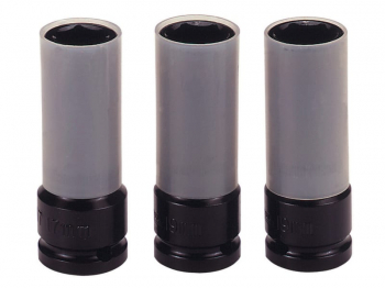 9203N Wheel Nut Socket Set 3 Piece