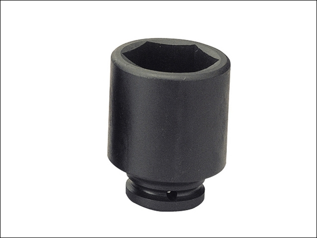 Deep Impact Socket Hexagon 6 Point 1/2in Drive 17mm