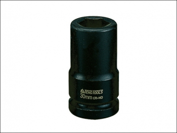 Deep Impact Socket Hexagon 6-Point 3/4in Drive 19mm