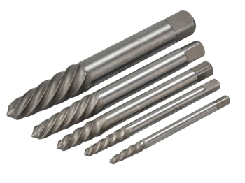 SE05 Screw Extractor Set 5 Piece