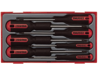 TT917TX TORX Mega Screwdriver Set, 7 Piece